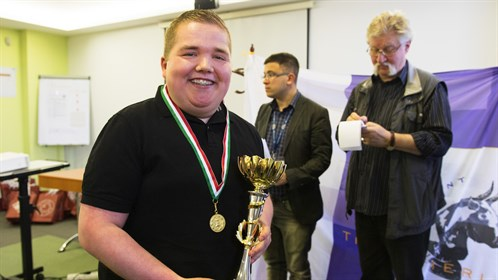 Winnaar Euro Chess
